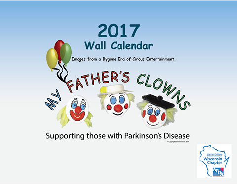 Clown Calendars Framed Pictures And Greeting Cards